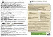 programme ateliers exposciences