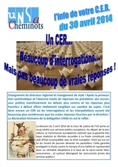 tract cer du 30 04 14