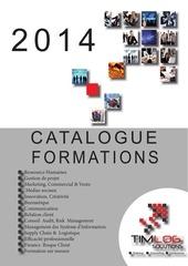 catalogue de formation timlog solutions 1