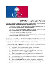 Fichier PDF ump profession foi tanger
