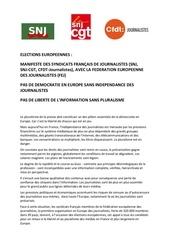 Fichier PDF elections europ manifeste fej journalistes