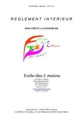 Fichier PDF reglement interieur 1