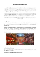 what s on traduction pdf