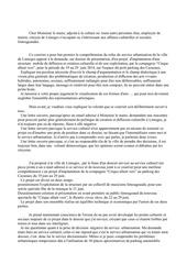 lettre ouverte a la mairie de limoges 9 mai 2014