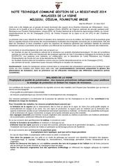 note technique commune vigne 2014