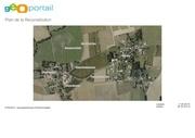 plan de la zone reconstitution
