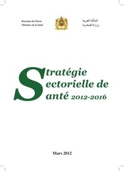 la strategie sectorille 2012 2016