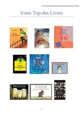 Fichier PDF votre top des livres