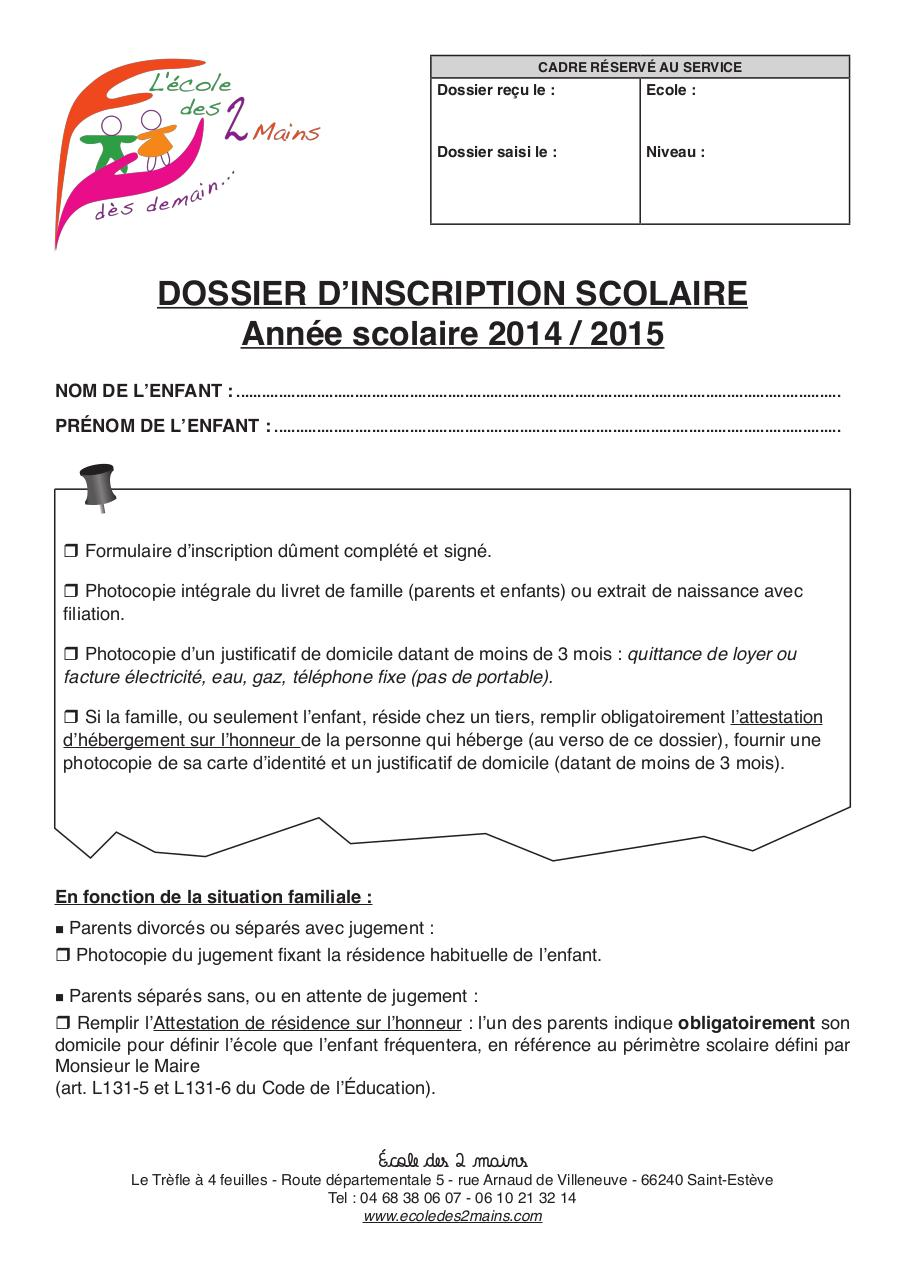 Dossier d'inscription.pdf - page 1/4