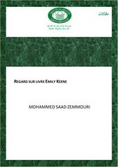 regard sur livre emily keene mohammed zemmouri