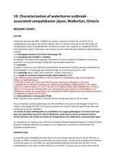 article 10 contamination de l eau