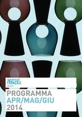 attivita programma primavera 2014