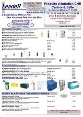 catalog leader droguerie 20042014 p1