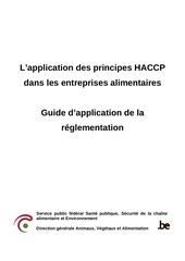 methode haccp
