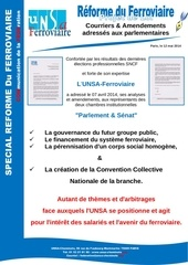 unsa communication paris reforme du ferroviaire mai 2014
