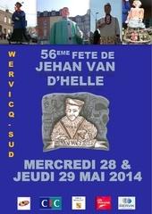 affiche jehanvan d helle 2014