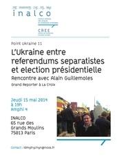 conference ukraine 15 mai