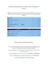 Fichier PDF assistant 1er mois role et commande