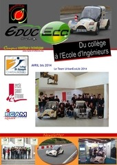 newsletter avril 2014 n 2