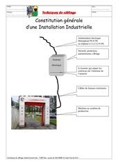 techniques de cablage industriel