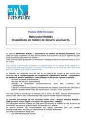 Fichier PDF position unsa rh 0281 departs volontaires