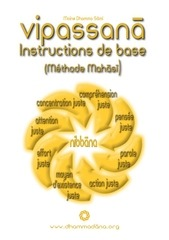 Fichier PDF vipassana instructions de base selon la methode mah s