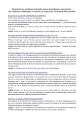 sitographie projet litterature jeunesses