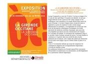 la gironde occitane expo 26 11 11 au 29 02 12