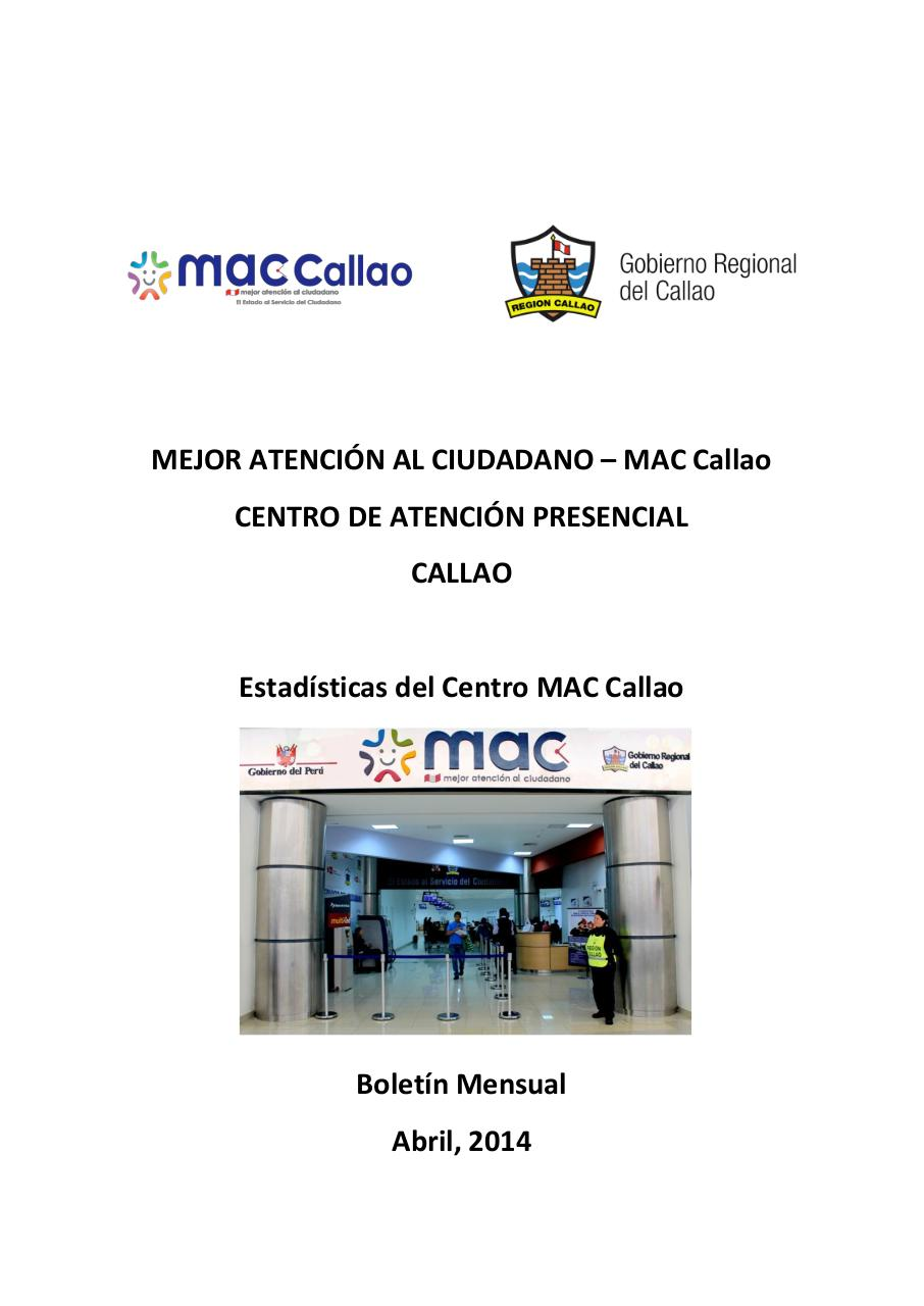 Aperçu du document Boletin_MAC_Callao_abril_2014.pdf - page 1/18