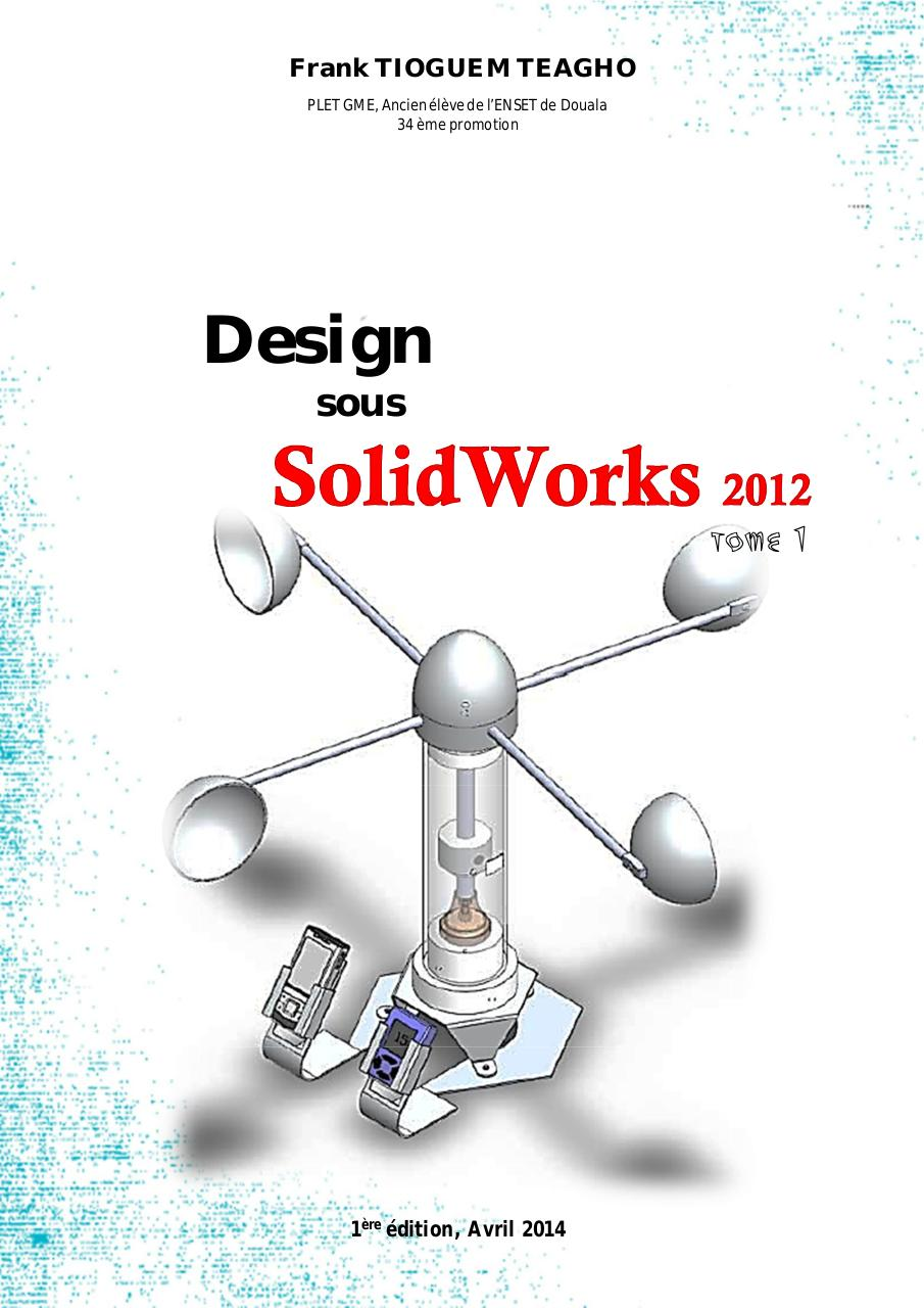 DesignSousSolidWorksTome1.pdf - page 1/83