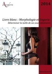 livre blanc morphologie et lingerie