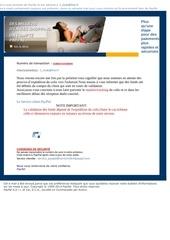 information du service paypal 3