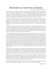 resolution sur les armes nucleaires pa 200514