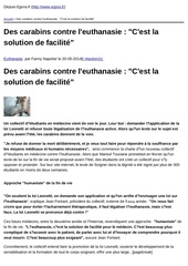 Fichier PDF egora fr des carabins contre l euthanasie