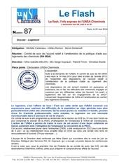 Fichier PDF flash n 87 cs rh 0934
