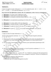revision geometrie dans l espace bac sc exp