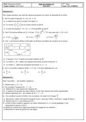 sujet de revision n 3 bac math