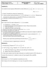 sujet de revision n 3