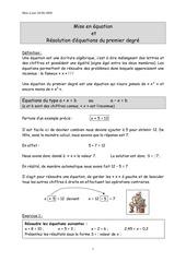 atelier theme les equations