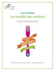 la recette des metiers guide accompagnement 12 03 2014