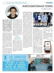 sportsland pays basque tennis