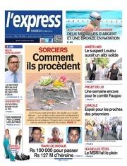 lexpress samedi 24 mai 2014