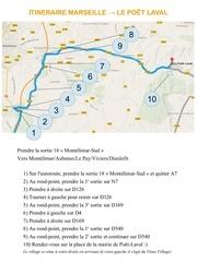 itineraire marseille poetlaval