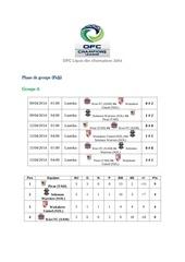 ofc champions league 2014
