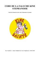2008 code kine saint etienne