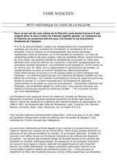 3000 non date historique faluche nancy