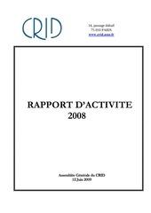 ra crid 2008