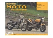 Fichier PDF revue technique honda cb600f hornet 98 99