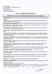 Fichier PDF cv signe
