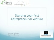 entrepreneurship vatel may 2014 1